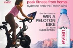 Evian Peak Fitness From Home Sweepstakes 2020