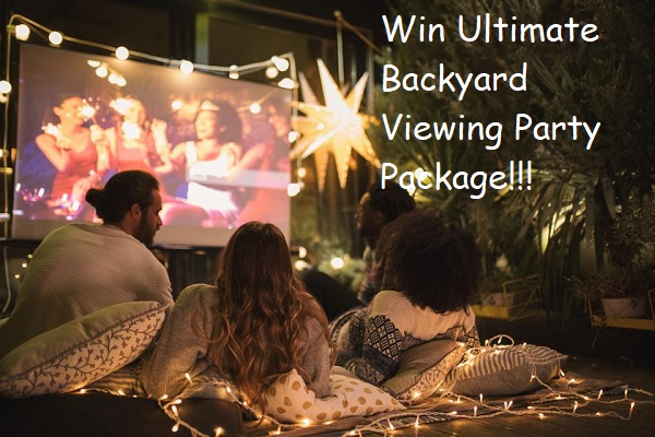 Bud Light Ultimate Backyard Viewing Party Package Sweepstakes 2020