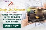 Hallmark Channel's Ready Set Renovate Sweepstakes 2020