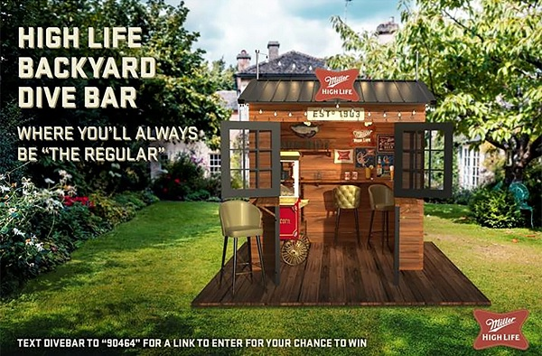 Miller High Life Dive Bar Contest 2020
