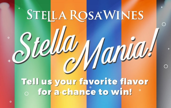 iHeart Stella Rosa Stella Mania Sweepstakes 2020