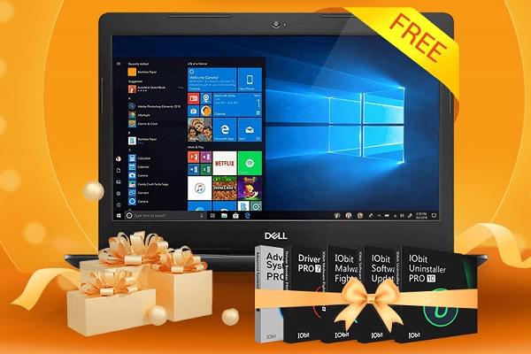 IObit Dell Inspiron 15 3000 Laptops Sweepstakes 2020