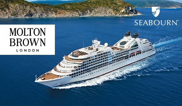 Molton Brown Seabourn Cruise Sweepstakes 2020