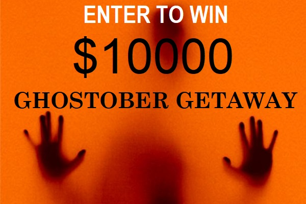 TravelChannel.com Ghostober Getaway Sweepstakes 2020