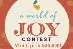 World Market - World of Joy Contest 2020
