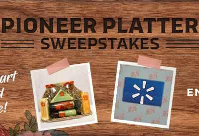 INSP Pioneer Platter Sweepstakes