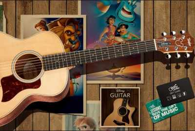 Taylor Guitars Acoustic Plays Sweepstakes 2020