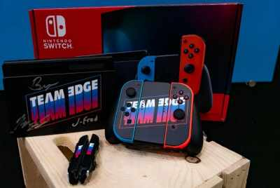 Team Edge Nintendo Switch Giveaway