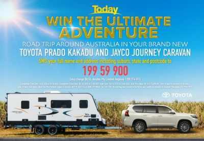 Today Show Caravan Competition 2020