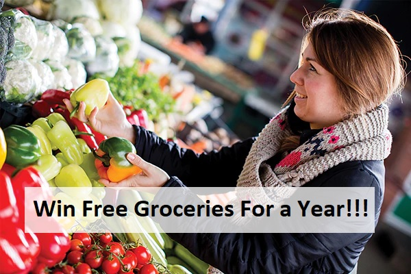 HEB Free Groceries Sweepstakes 2020