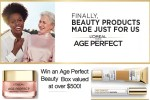 L'Oréal Age Perfect Beauty Box Sweepstakes 2020