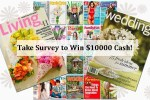 Meredith Magazines Reader Survey Sweepstakes 2020