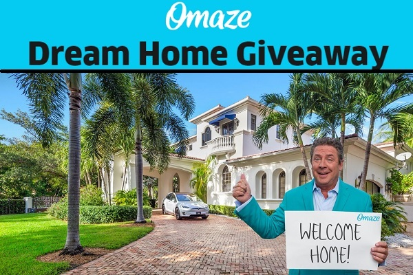 Omaze Orlando Dream House Giveaway