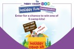 Happy Camper Holiday Sweepstakes