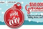 GateHouse Media Holiday Cash Sweepstakes