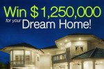 PCH Win $1,250,000 Dream Home Giveaway