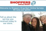 Tell Shoppers Drug Mart Feedback