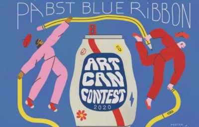 Pabst Blue Ribbon PBR Art Contest