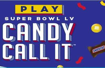 Candy Call It Sweepstakes
