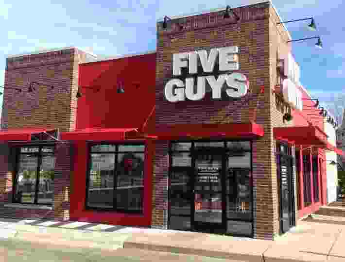 Five Guys Customer Satisfaction Survey Sweepstakes