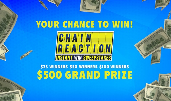 Game Show Network Instant Win Sweepstakes