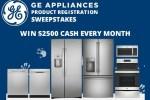 GE Appliances Sweepstakes