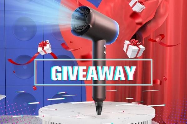 Win A Tineco Moda One Smart Ionic Hair Dryer
