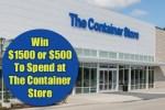 Container Store x KonMari Sweepstakes