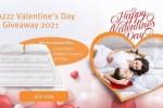 Maxzzz Valentine's Day Sweepstakes