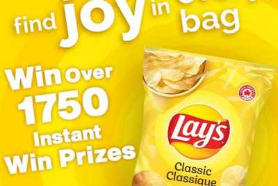 Lays Chips Gotta Have Lay's Contest