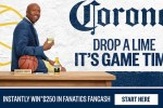 Fanatics Corona Hoop Instant Win Game