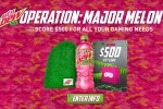 Operation MTN Dew Major Melon Instant Win Game