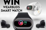 Wearbuds Smart Watch Giveaway