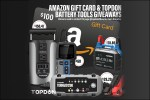 Topdon Products Giveaway (50 Winners)
