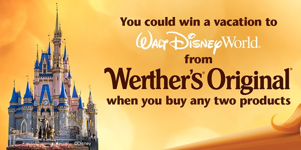 Walt Disney World Vacation Sweepstakes 2021
