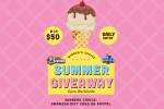 Worldwide Summer Giveaway: Win Gift Card or Cash