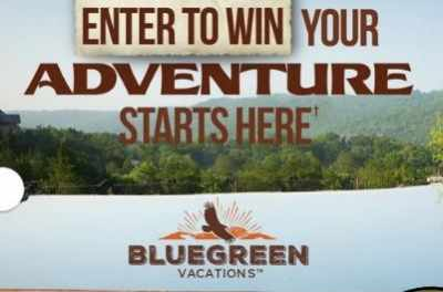 Bluegreen Vacations Your Adventure Starts Here Giveaway