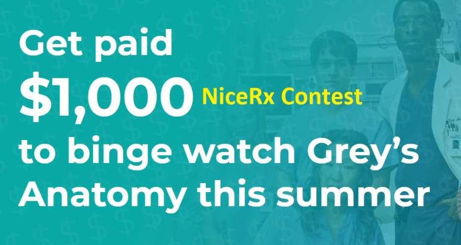 NiceRx Contest