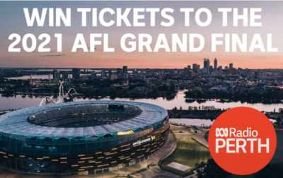 AFL Grand Final Tickets Competition