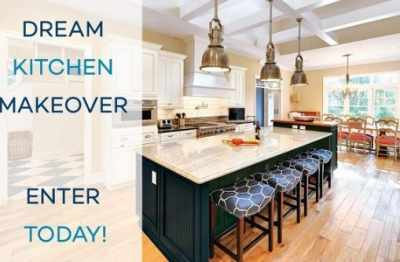 Dream Kitchen Makeover Sweepstakes