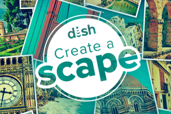DISH Scape Sweepstakes