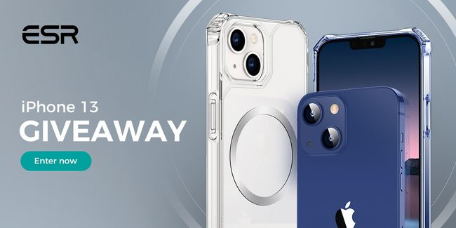 iPhone 13 Giveaway