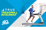 True Treadmill Giveaway
