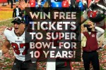 Verizon 5G Superfan NFL Kick-Off Contest