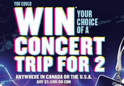 Circle K Concert Trip Contest