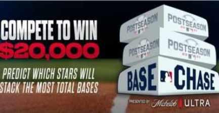 MLB Base Chase Contest - Mlb.com