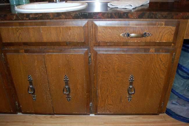 Makeover Monday Painting Cabinets Sweet Athena