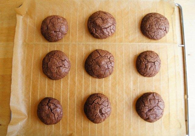 gebackene Cookies