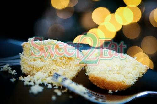 Lemon Drizzle Cupcakes