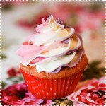 Triple Coloured Cupcake Swirl Recipe